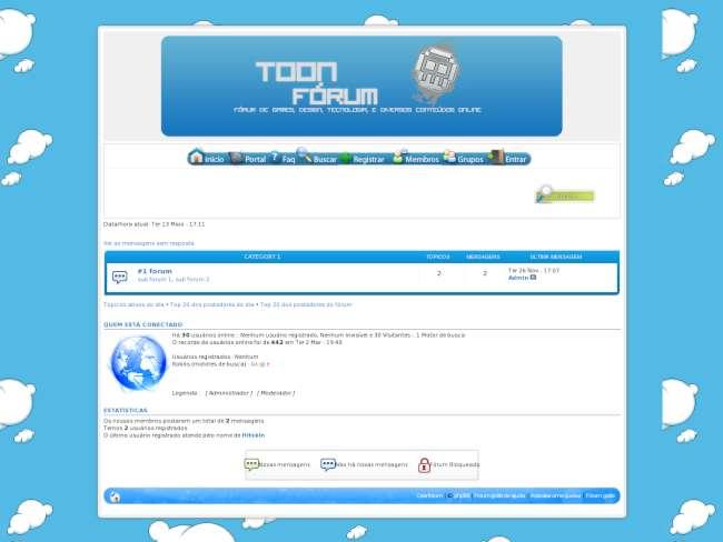 Toon forum
