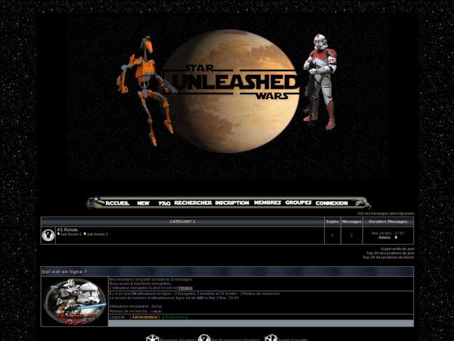 Star wars unleashed 2