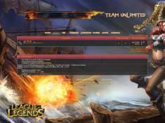 Team unlimited lol