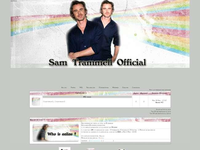 Sam Trammel