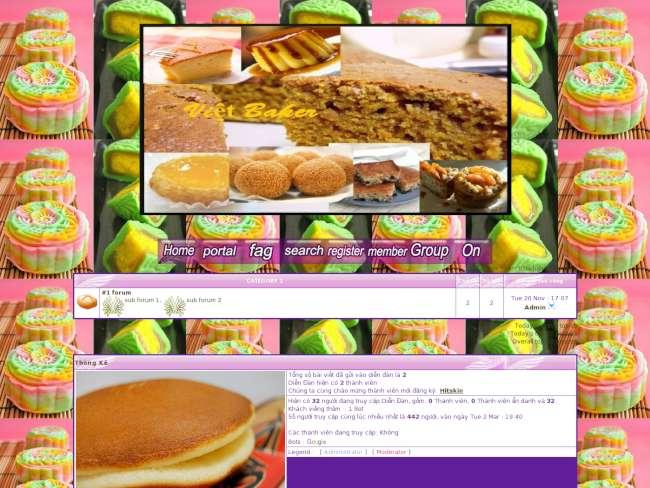 Viet baker