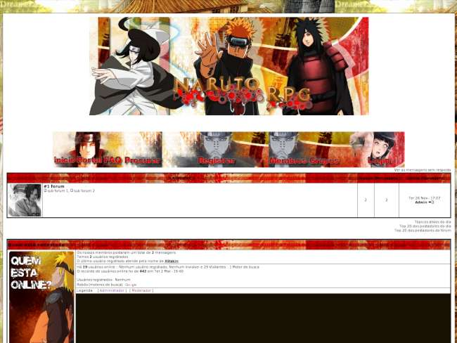 Naruto rpg red  Preview