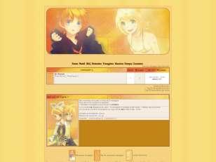 Vocaloid - Rin et Len ...