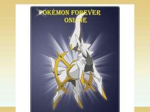 Pokémon forever online