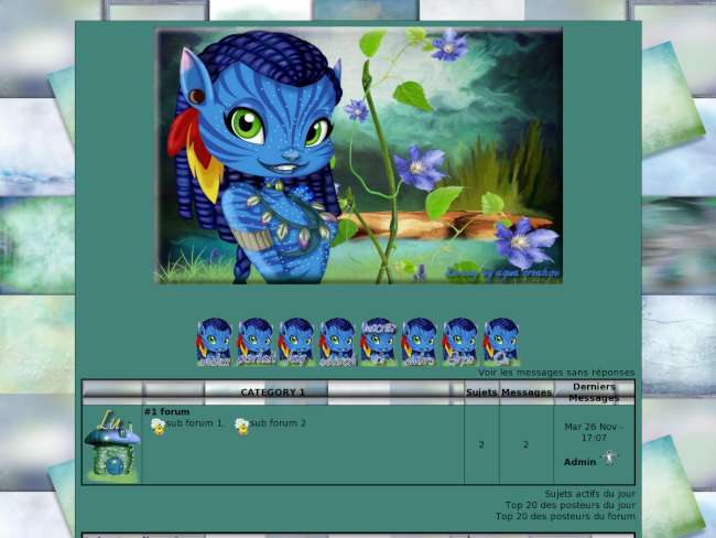 Theme avatar