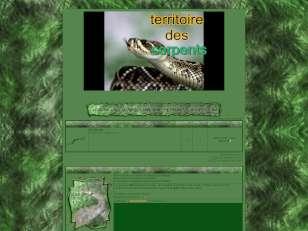 Le territoire des serp...
