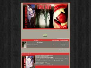 Twilight [NE PAS PRENDRE]