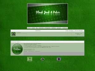 Black Jack - Poker