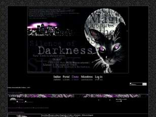 Silence of darkness