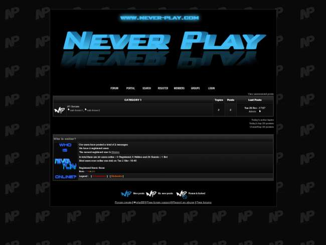 Neverplay Green By Vesa