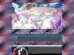 Pokemon-spirit-forum