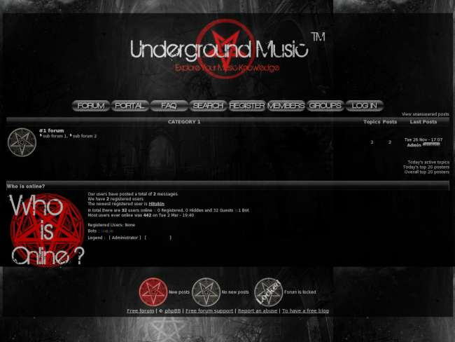 Underground Music™