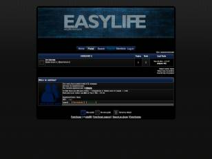 Easylife theme v1 by c...