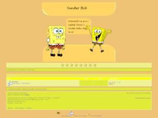 Sponge bob skin by pat...