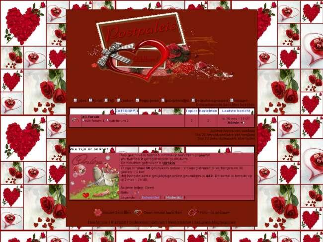 Love en red