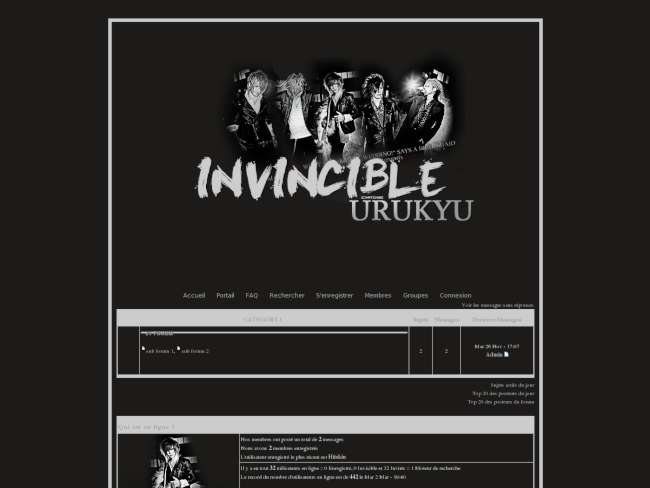 The gazette{invincible...