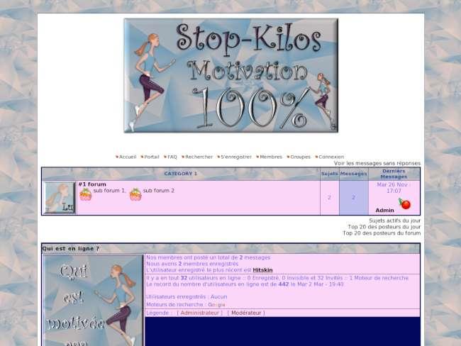 Stop-kilos