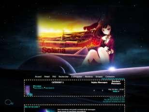 Solaria thème