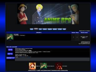 Anime rpg