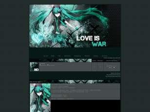 Miku Hatsune - Love is...