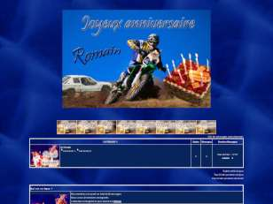 Anniv Romain des Cats