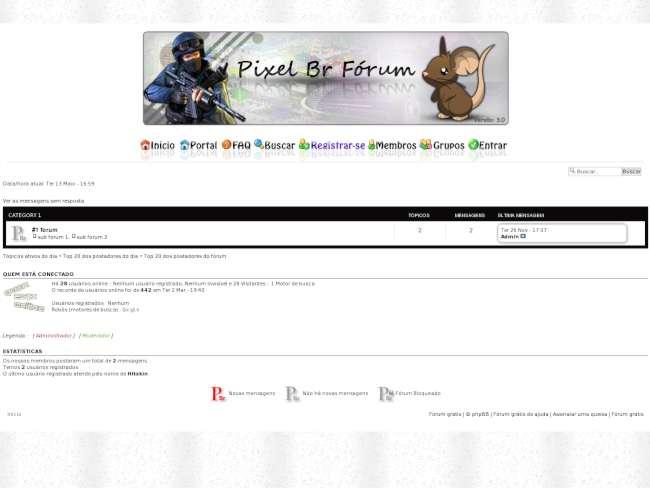 Pixelbr fórum
