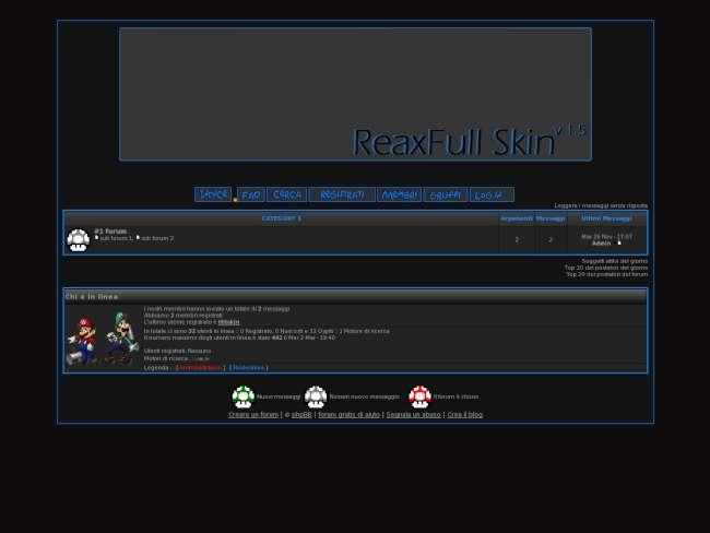 Reaxfull skin v 1.5