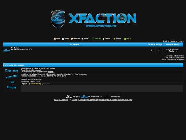 xFaction v11