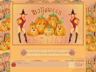 Halloween chez cricri