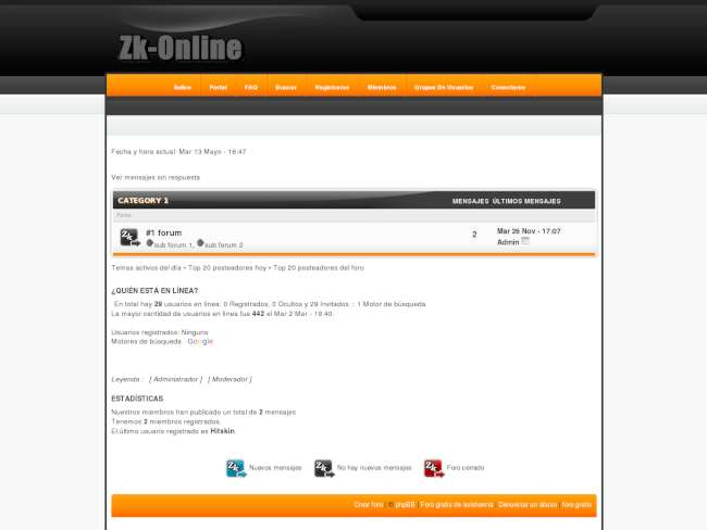 Zk-online.net by zk-ic...