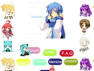 Vocaloid Color