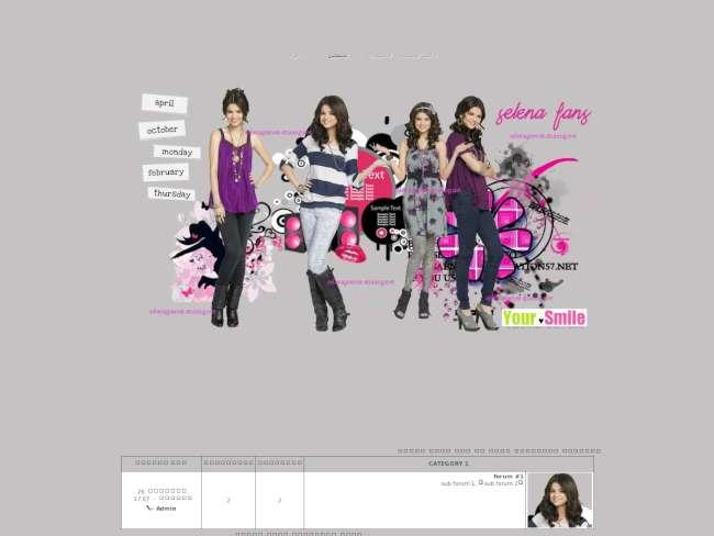 Selena fans 5