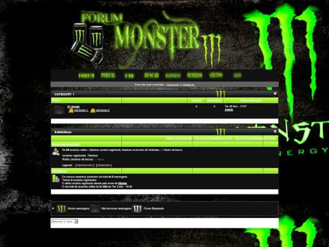 Monster v1