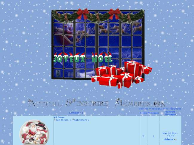 Noël by lyly création