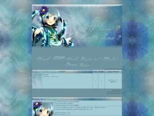 Blue Kimono - Libre !