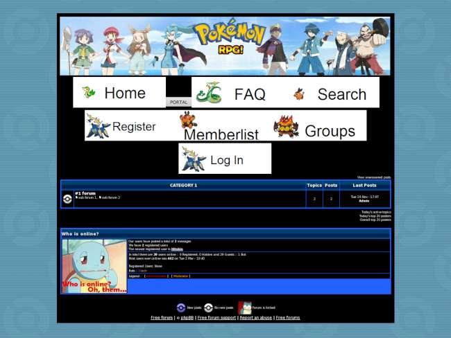 =PRPG=Pokemon RPG (Black)