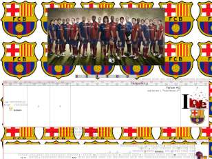 استايل لبرشلونة...