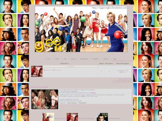 Glee 1.0 terminado