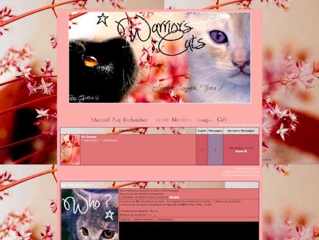 ~ warriors cats primte...