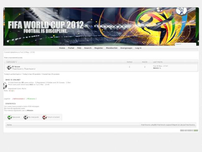 Fifa World Cup 2012