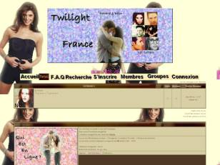 Twilight france (cullen)