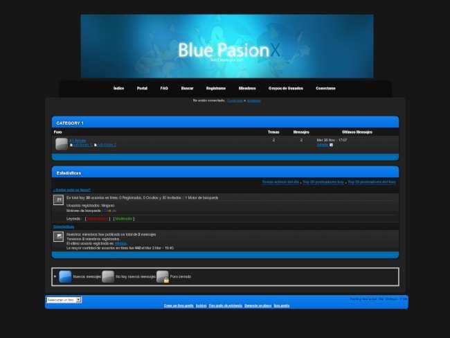 Bluepasion v2 - joet
