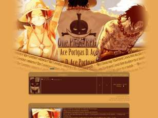 One Piece RPG Version Ace