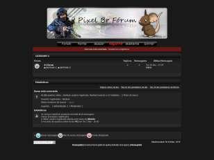 Pixelbr fórum 3.3