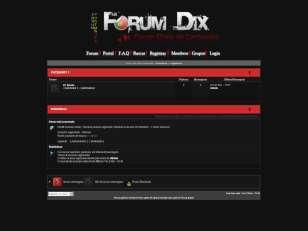 Forum dix v3.4