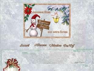 Joyeuse fêtes by lyly ...