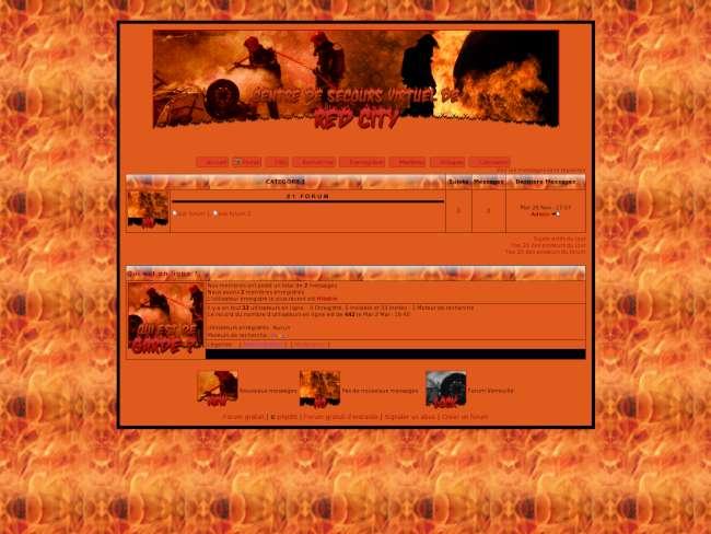 Fire theme spcsv