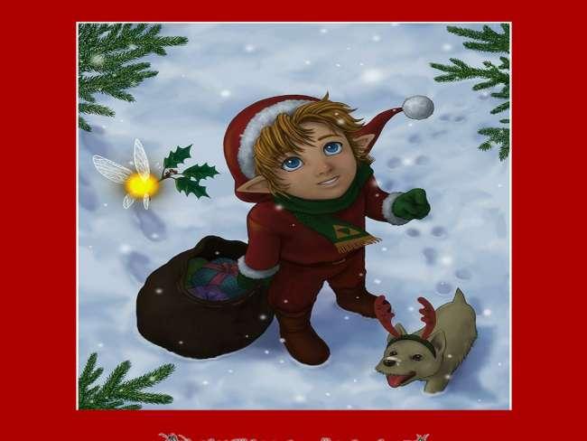 The Christmas of Zelda