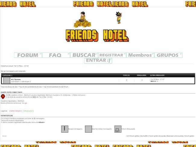Friends hotel