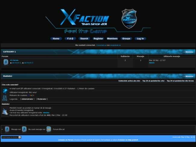 xFaction v3